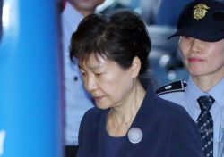 韓国 朴槿恵前大統領