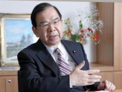 日本共産党 志位和夫委員長